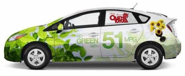 Vehicle Wraps I Vehicle Graphics I Custom Car Wraps - Graphics for a car
