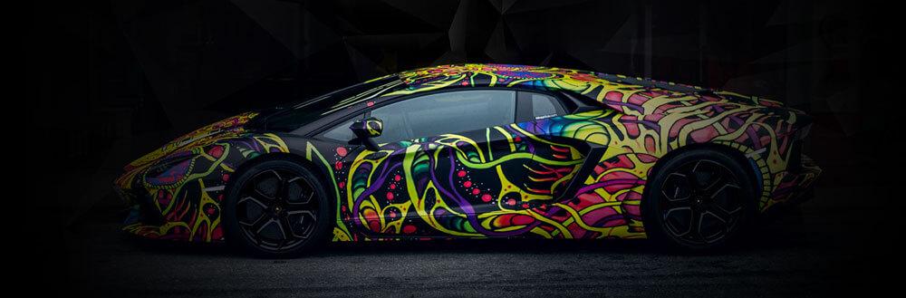 Vehicle Wraps I Vehicle Graphics I Custom Car Wraps